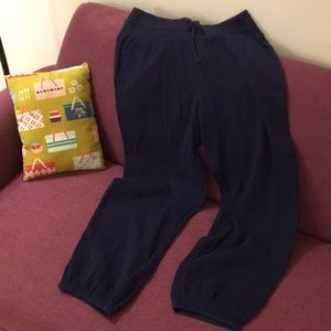 Aerie Navy Blue Lounge Pant